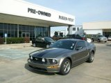 2005 Mineral Grey Metallic Ford Mustang GT Premium Coupe #24436441