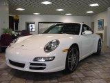 2007 Carrara White Porsche 911 Carrera S Coupe #10827