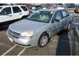 2005 Galaxy Silver Metallic Chevrolet Malibu Sedan #24436796