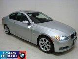 2007 Titanium Silver Metallic BMW 3 Series 335i Coupe #24436739