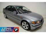 2004 Silver Grey Metallic BMW 3 Series 325i Sedan #24436745