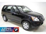 2006 Nighthawk Black Pearl Honda CR-V LX #24436749