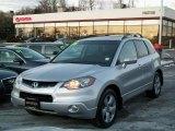 2008 Alabaster Silver Metallic Acura RDX  #24436722