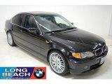 2002 Black Sapphire Metallic BMW 3 Series 330i Sedan #24436729