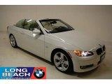 2008 Alpine White BMW 3 Series 335i Convertible #24436738