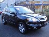 2008 Nighthawk Black Pearl Acura RDX  #24436490