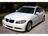 2006 Alpine White BMW 3 Series 325i Sedan #24436604