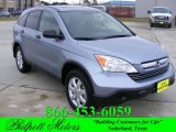 2008 Glacier Blue Metallic Honda CR-V EX #24436688