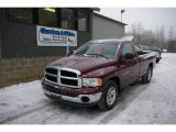 Dark Garnet Red Pearlcoat Dodge Ram 1500 in 2002