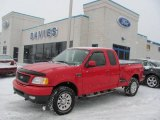 2003 Ford F150 XLT Sport SuperCab 4x4 Data, Info and Specs