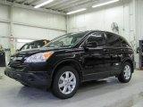 2007 Nighthawk Black Pearl Honda CR-V EX-L #24436335