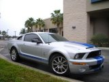2008 Ford Mustang Shelby GT500KR Coupe Data, Info and Specs
