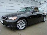 2007 Black Sapphire Metallic BMW 3 Series 328xi Sedan #24436373