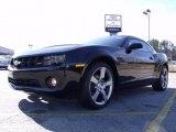 2010 Black Chevrolet Camaro LT/RS Coupe #24436825