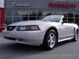 2003 Silver Metallic Ford Mustang V6 Convertible #24436842