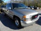 2001 Pewter Metallic GMC Sierra 1500 SLT Extended Cab #24436851