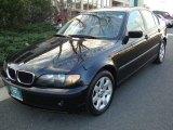 2004 Jet Black BMW 3 Series 325i Sedan #24493621