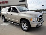 2004 Light Almond Pearl Dodge Ram 1500 SLT Quad Cab 4x4 #24493538
