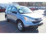 2007 Glacier Blue Metallic Honda CR-V LX 4WD #24493434
