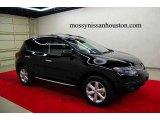 2009 Super Black Nissan Murano SL #2435024