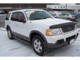 2003 Oxford White Ford Explorer XLT 4x4 #24493426