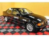 1998 Black II BMW 3 Series 328i Sedan #24493391