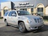 2007 Gold Mist Cadillac Escalade ESV AWD #24493409