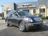 2008 Carbon Black Metallic Buick Enclave CXL #24493414