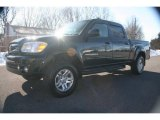 2005 Black Toyota Tundra Limited Double Cab 4x4 #24493149