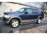 2003 True Blue Metallic Ford Explorer Eddie Bauer 4x4 #24493151