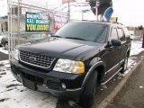 2003 Black Ford Explorer XLT 4x4 #24493106