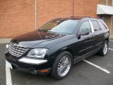2004 Brilliant Black Crystal Pearl Chrysler Pacifica AWD #24493107
