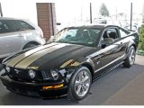2007 Black Ford Mustang GT Premium Coupe #24492923