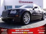 2008 Brilliant Black Crystal Pearl Chrysler 300 C SRT8 #24492973