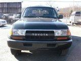 1994 Toyota Land Cruiser Dark Green Pearl Metallic