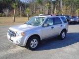 2009 Brilliant Silver Metallic Ford Escape XLT V6 #24493662