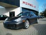 2003 Porsche 911 Slate Grey Metallic