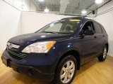 2007 Royal Blue Pearl Honda CR-V EX-L 4WD #24493973