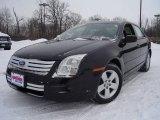 2008 Black Ebony Ford Fusion SE #24588412