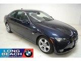2007 Monaco Blue Metallic BMW 3 Series 328i Coupe #24588846