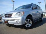 2005 Ice Blue Metallic Kia Sorento LX 4WD #24588606