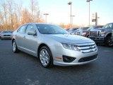 2010 Brilliant Silver Metallic Ford Fusion SE #24588647