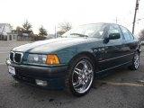 1997 Boston Green Metallic BMW 3 Series 328i Sedan #24588673