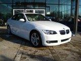 2007 Alpine White BMW 3 Series 328xi Coupe #24588682
