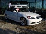 2007 Alpine White BMW 3 Series 335i Sedan #24588683
