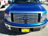 2010 Blue Flame Metallic Ford F150 XLT SuperCrew #24588435