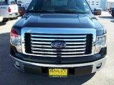 2010 Tuxedo Black Ford F150 XLT SuperCrew #24588438
