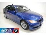2008 Montego Blue Metallic BMW 3 Series 328i Sedan #24588847