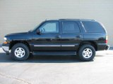 2005 Black Chevrolet Tahoe LS #24588716