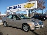 2008 Dune Pearl Metallic Ford Fusion S #24588499
